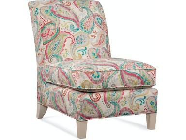 Riomar Armless Chair 580-091