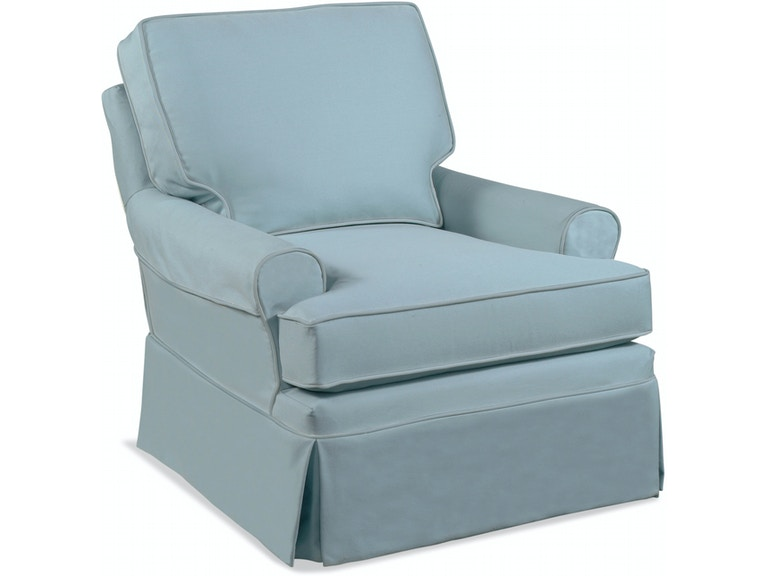 Braxton Culler Living Room Belmont Swivel Chair 621 005