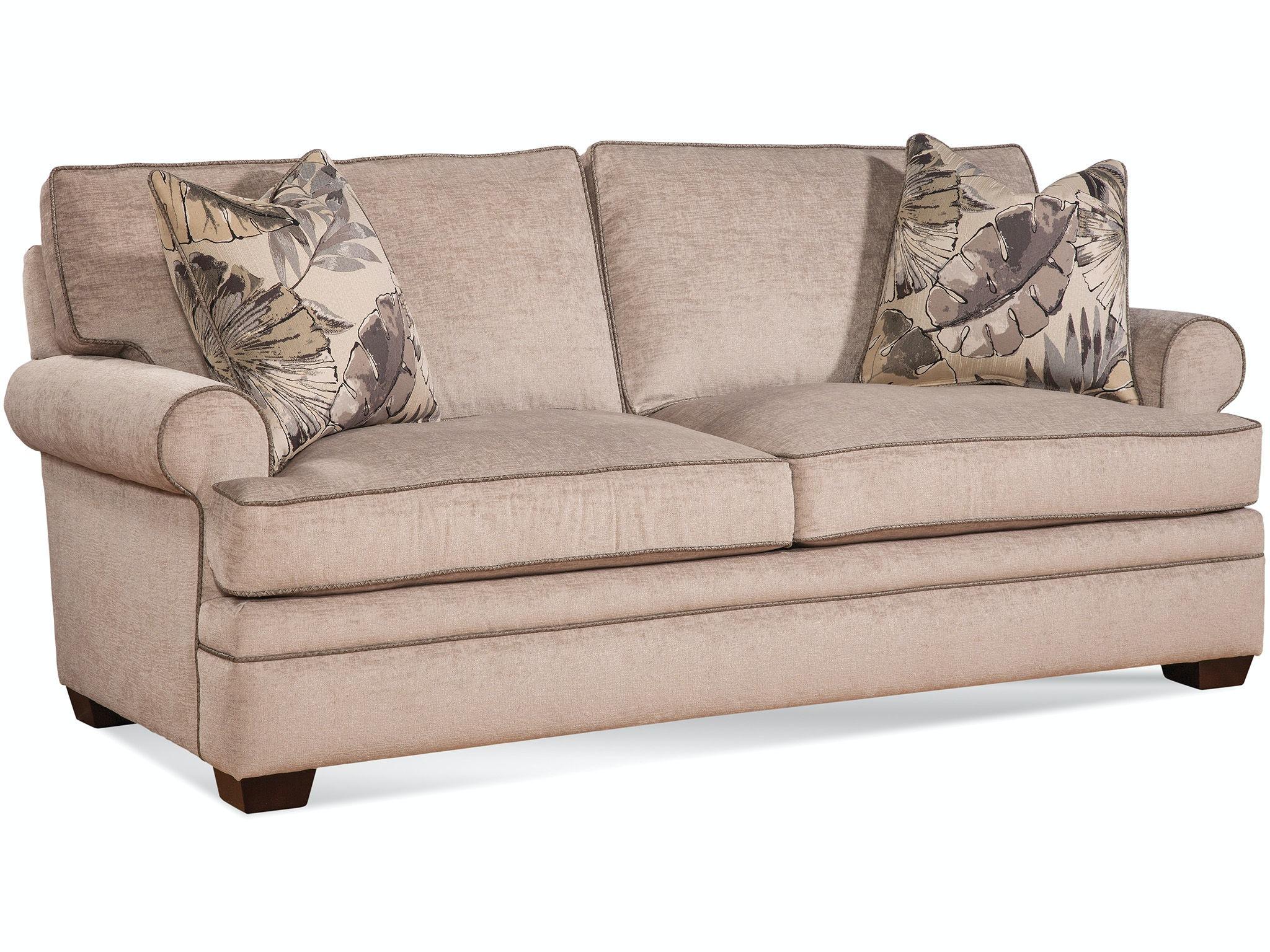 Braxton Culler Two Cushion Sofa 6212 0112