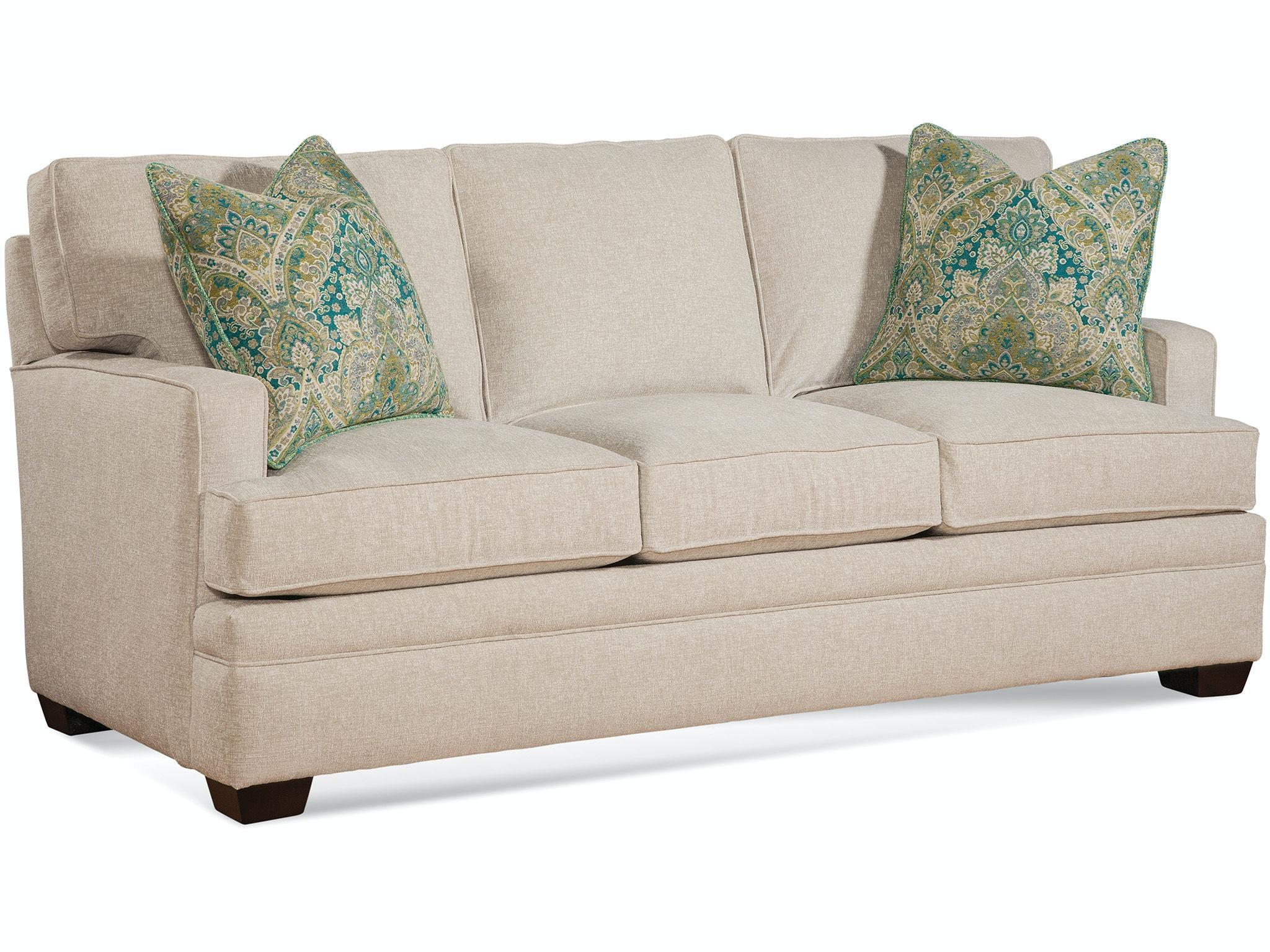 Braxton Culler Three Cushion Sofa 6312 011