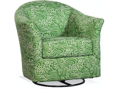 Weston Swivel Glider Chair 635-002