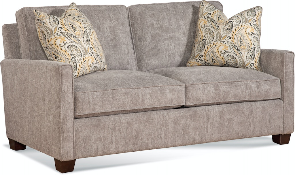 Braxton Culler Living Room Nicklaus Loft Sofa 724 010