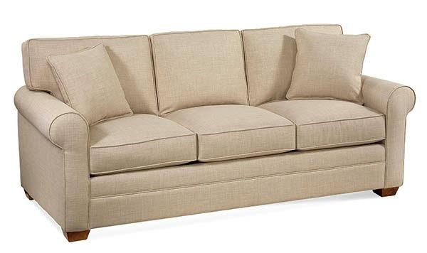 Charming Braxton Culler Bedford Sofa 728 011