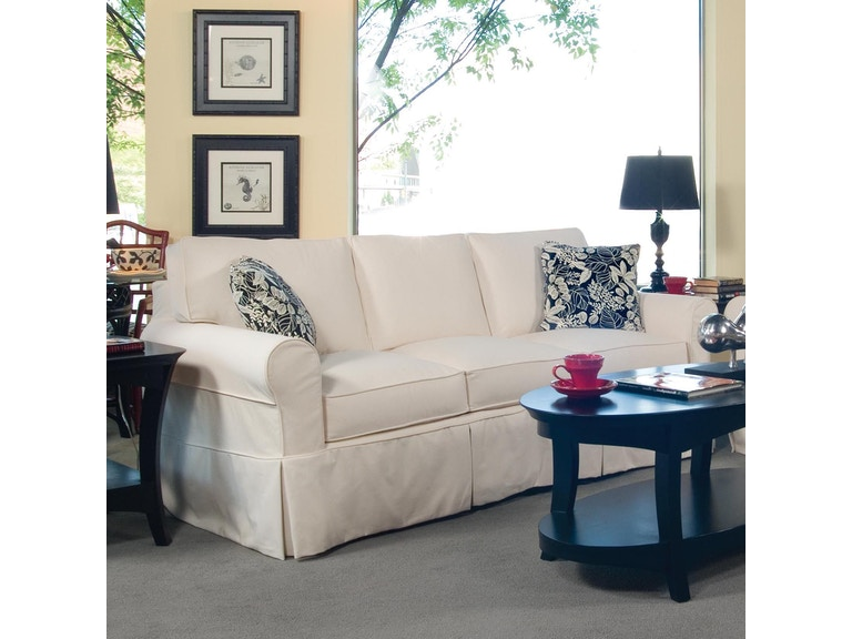 Braxton Culler Bedford Sofa With Slipcover 728 011xp