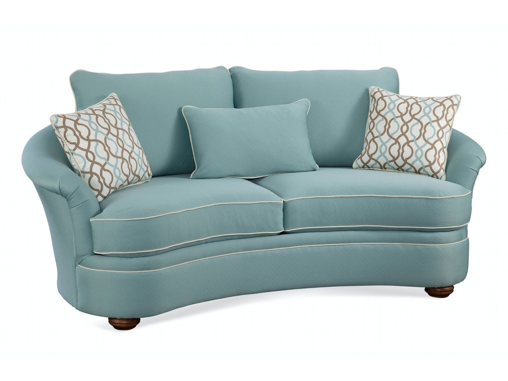 Braxton Culler Living Room Conversation Sofa 740 013 Bacons Furniture Sarasota And Port