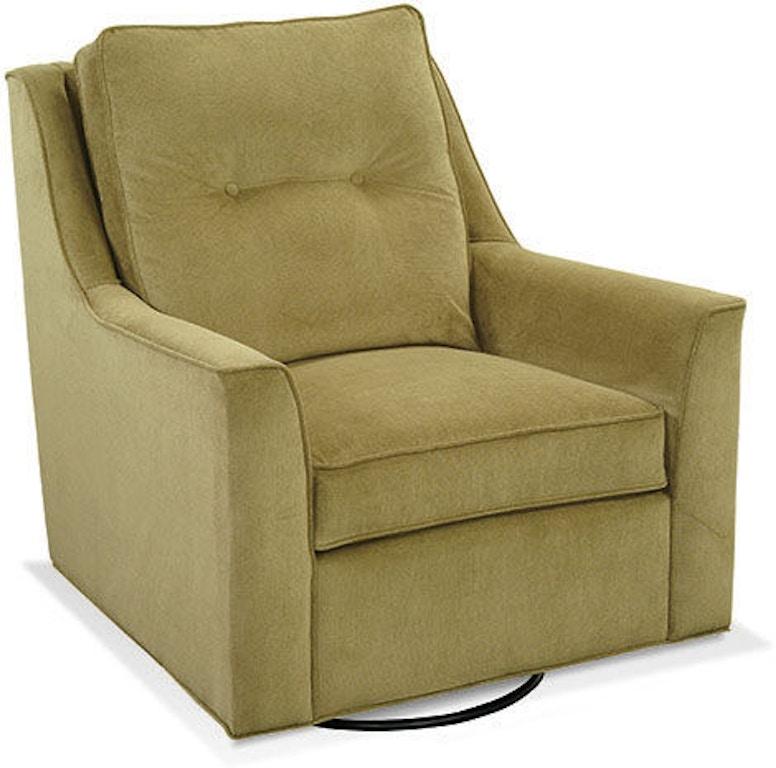 Braxton Culler Living Room Cambridge Swivel Glider 745 002