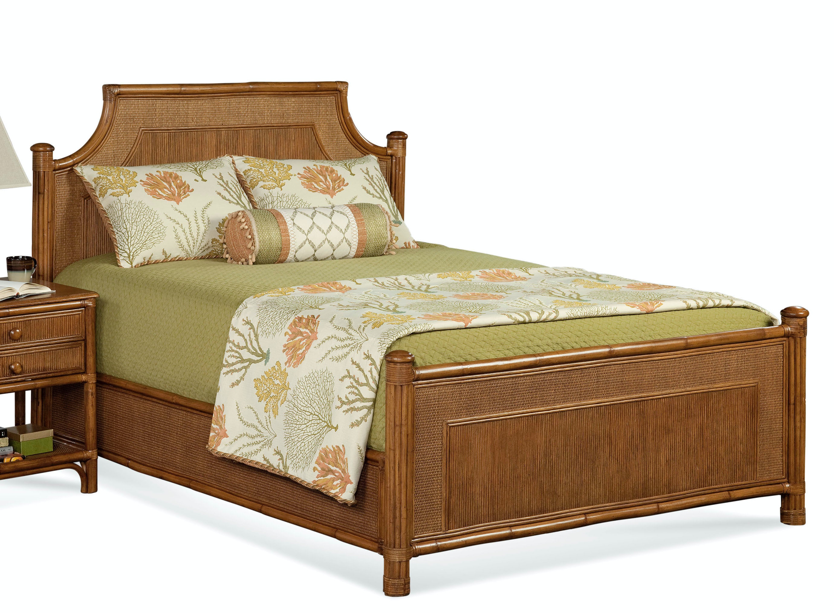 Summer Retreat Arched Bed 818-ARC-BED