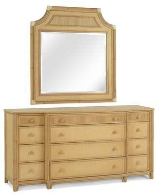 Summer Retreat 12 Drawer Dresser 818-037
