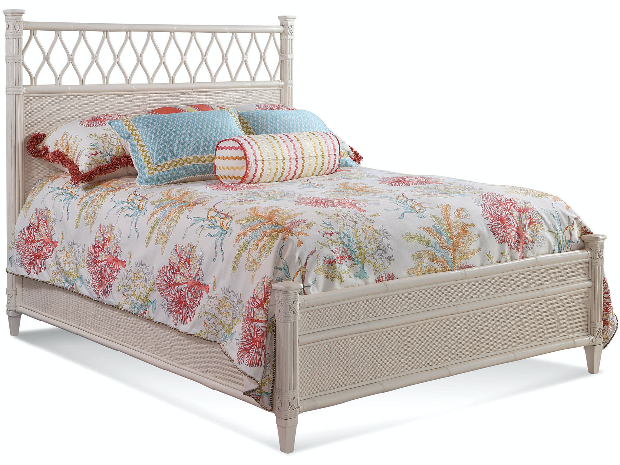 Columbia Fretwork Bed 828-FRET-BED