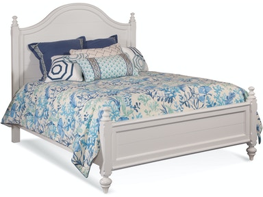 Wood Heights Panel Bed 863-PANEL-BED