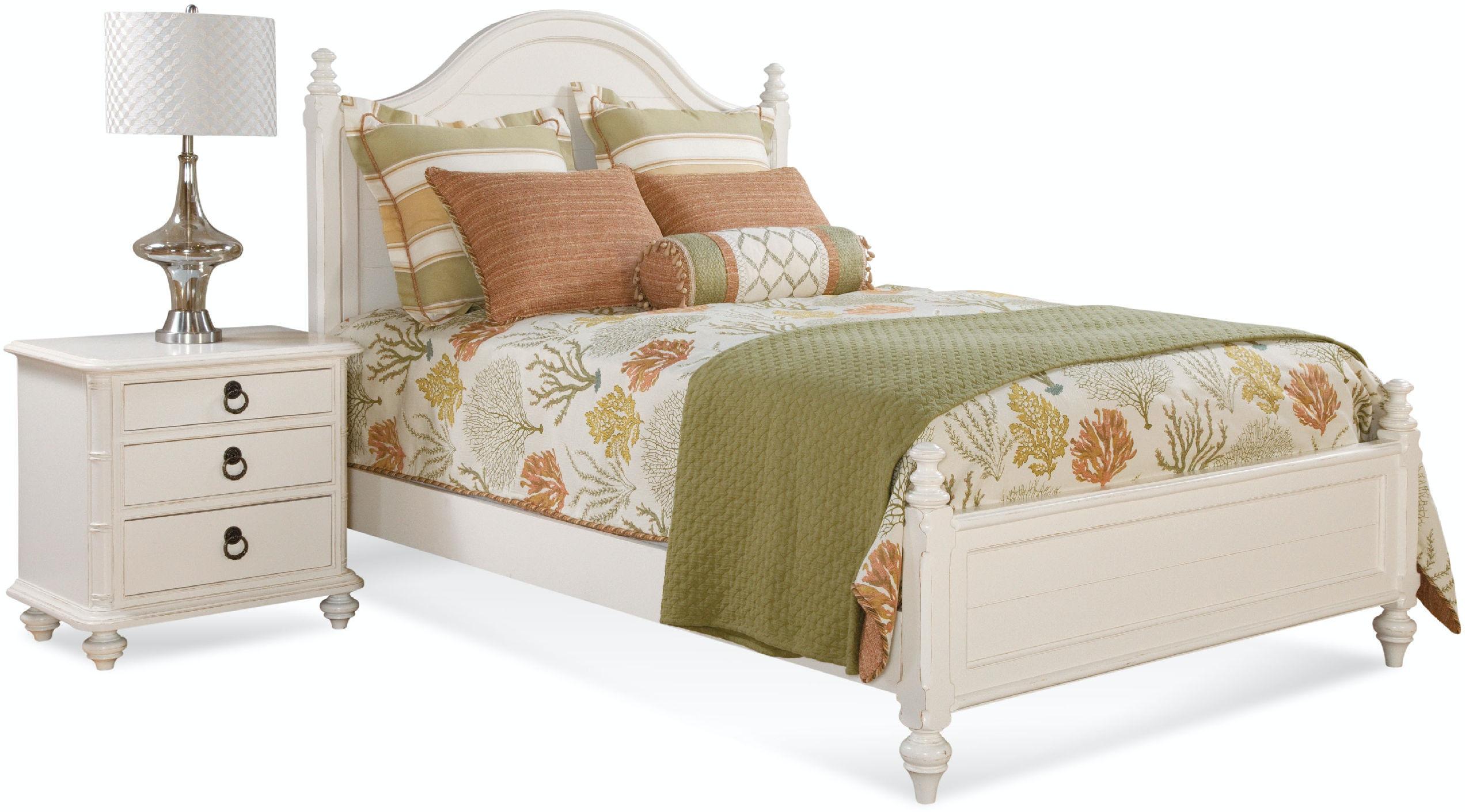 Queen Panel Bed 864-021