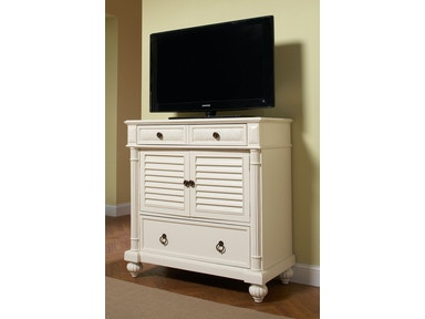 Island Manor TV Chest 875-024
