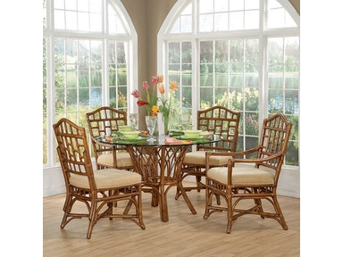 Edgewater Round Dining Room Set 914-DT-SET