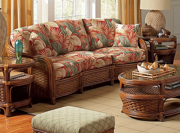 Braxton Culler Living Room Somerset Conversation Sofa 953013