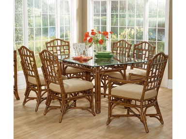 Chippendale Rectangular Dining Room Set 970-076-SET