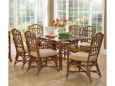 Chippendale Rectangular Dining Room Set 970-076-SET