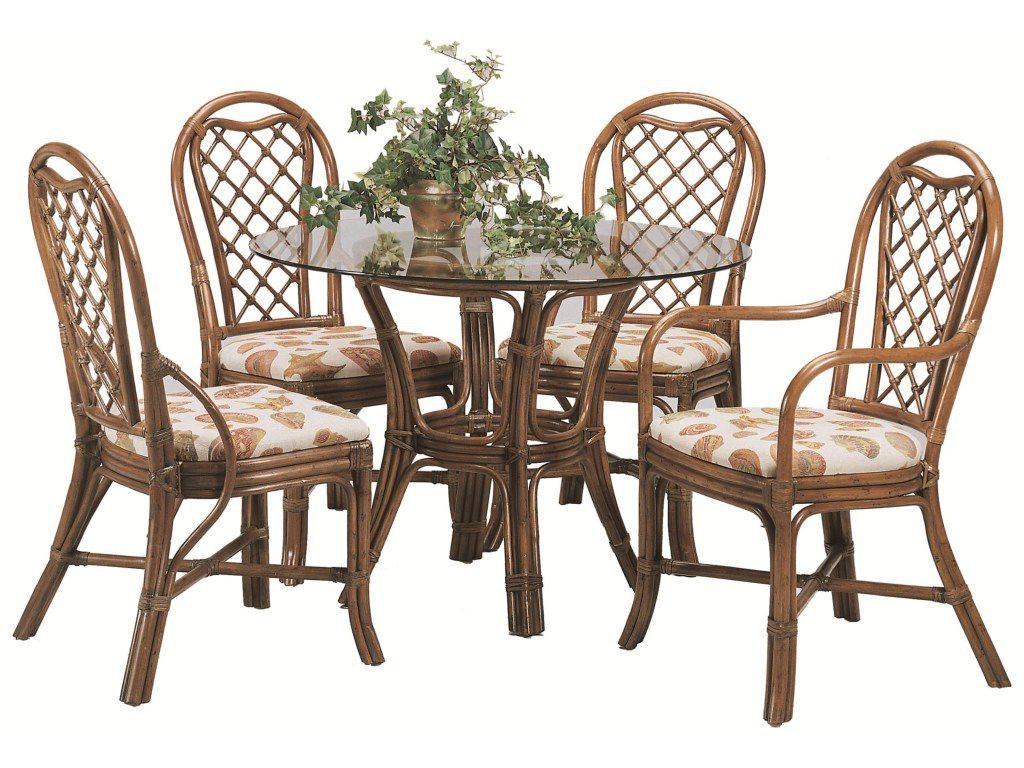 Trellis Round Dining Room Set 979-DT-SET