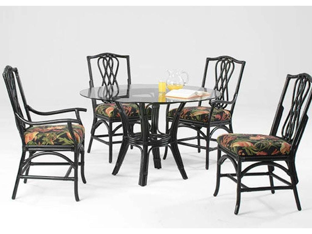 Braxton Culler Dining Room Dining Table 979 075a Georgia Furniture Savannah Ga