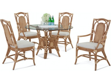 Bay Walk Round Dining Room Set 981-DT-SET