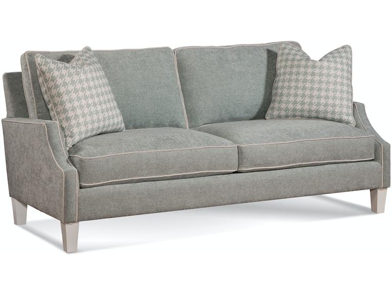 Braxton Culler Two Cushion Sofa A612 0102