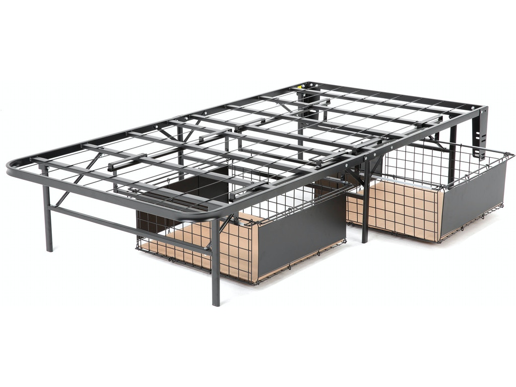 Atlas Metal Slide Out Drawer For Bed Base Support System  Pack