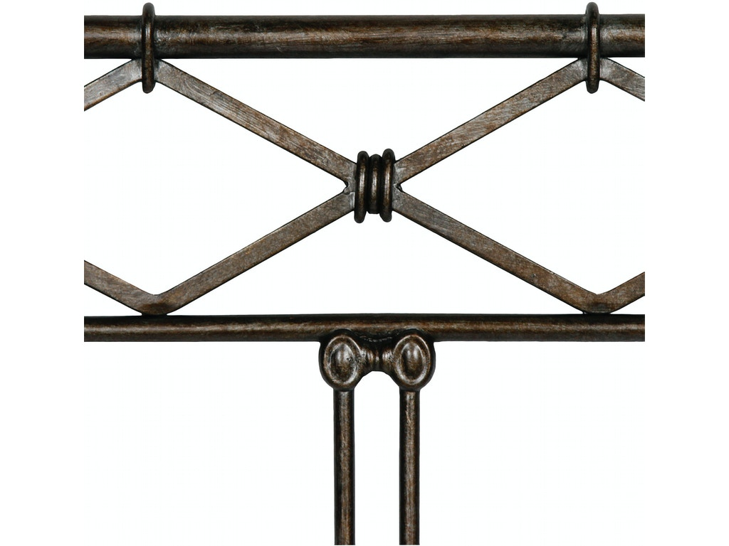 headboard copper design iron argyle diamond chrome photo twi fb finish htm hb p larger