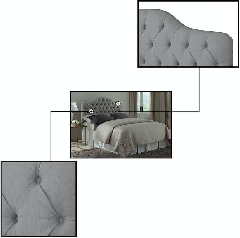 Fashion Bed Group Bedroom Martinique Upholstered Adjustable ...