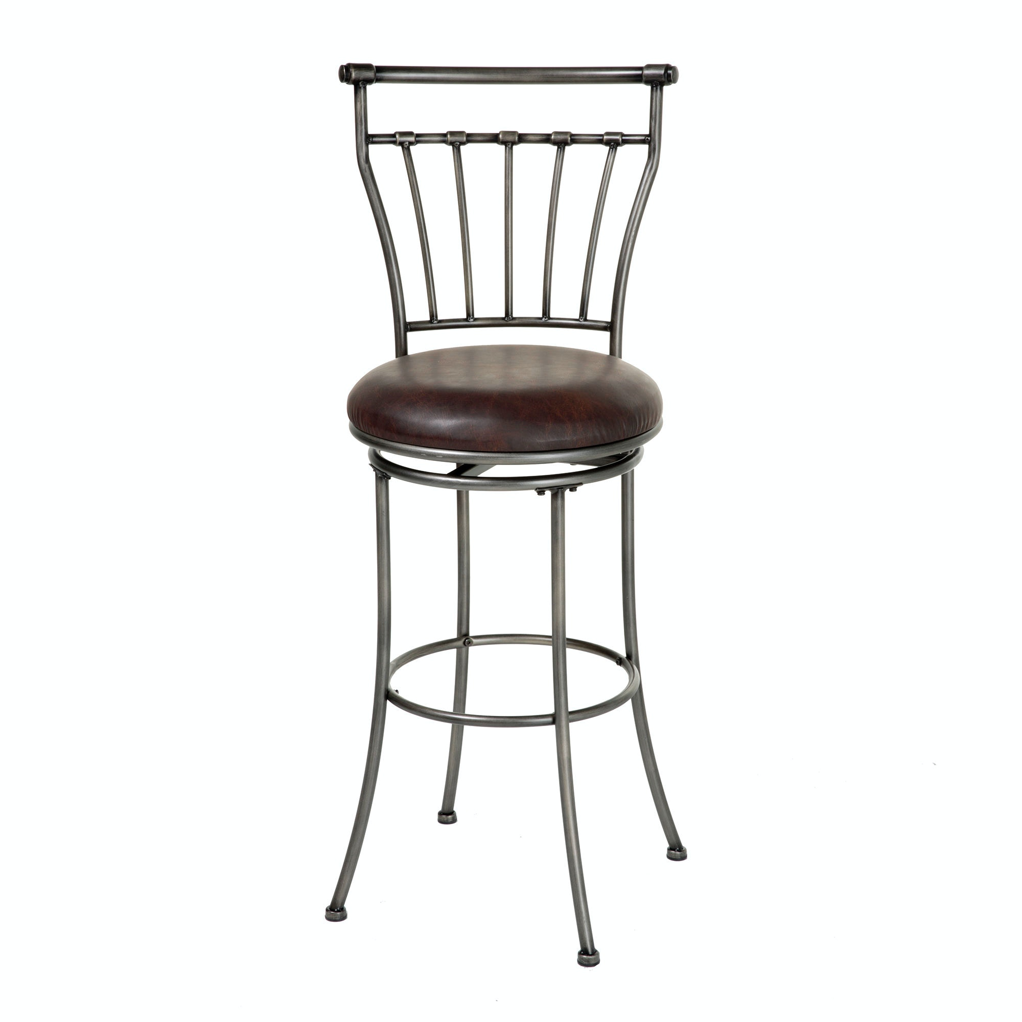 Fashion Bed Group Bar And Game Room Topeka Swivel Seat Counter Stool