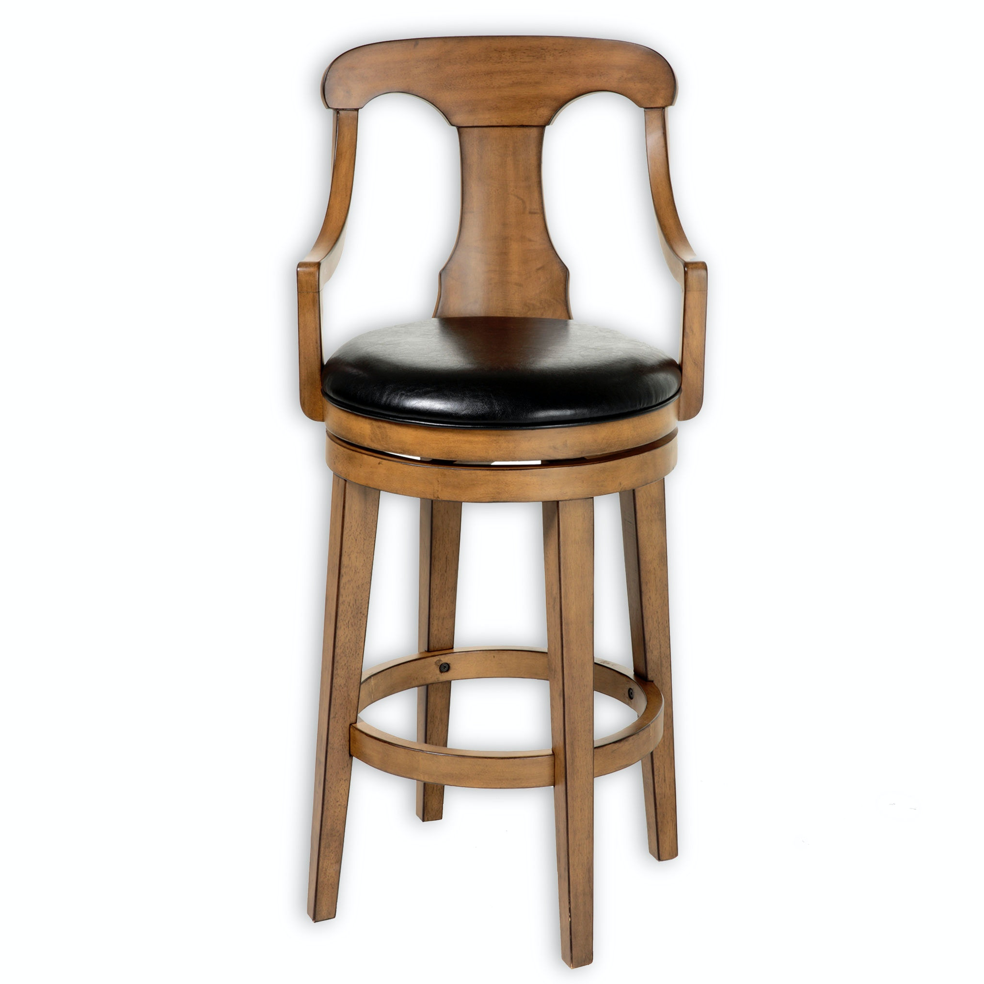 Fashion Bed Group Bar And Game Room Albany Swivel Seat Counter Stool