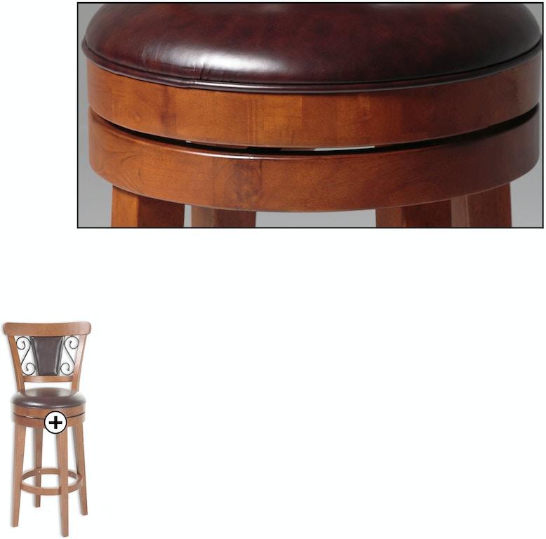 Leggett Amp Platt Bar And Game Room Trenton Swivel Seat