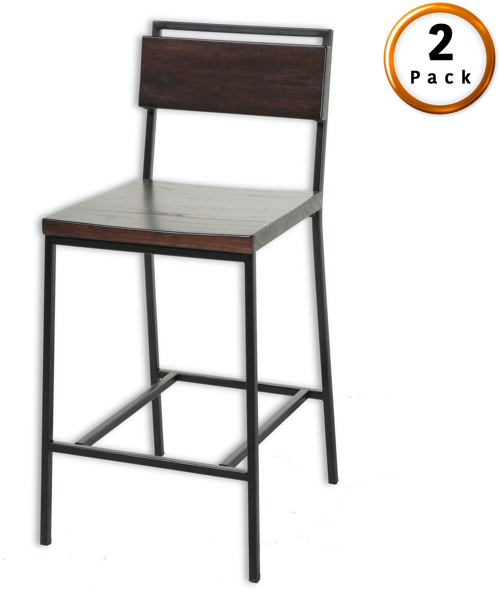 Fashion Bed Group Bar And Game Room Olympia Metal Counter Stool With