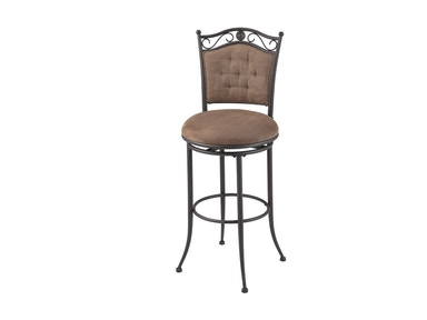 "Fashion Bed Group Helena 30"" Metal Stool C1X010"