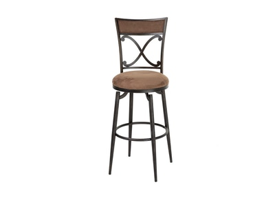"Fashion Bed Group Montgomery 30"" Metal Bar Stool C1M050"