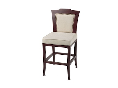 "Fashion Bed Group Springfield 30"" Wood Bar Stool C1X090"