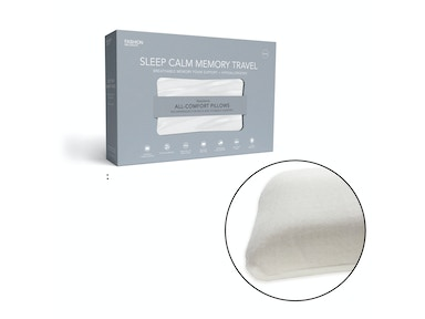 Fashion Bed Group Sleep Chill Memory Foam Travel Pillow QG0205