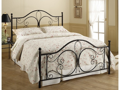 Hillsdale Furniture Milwaukee Bed Set - Queen - with Rails 1014BQR