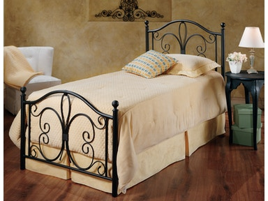 Hillsdale Furniture Milwaukee Bed Set - Twin - Rails not included 1014BTW