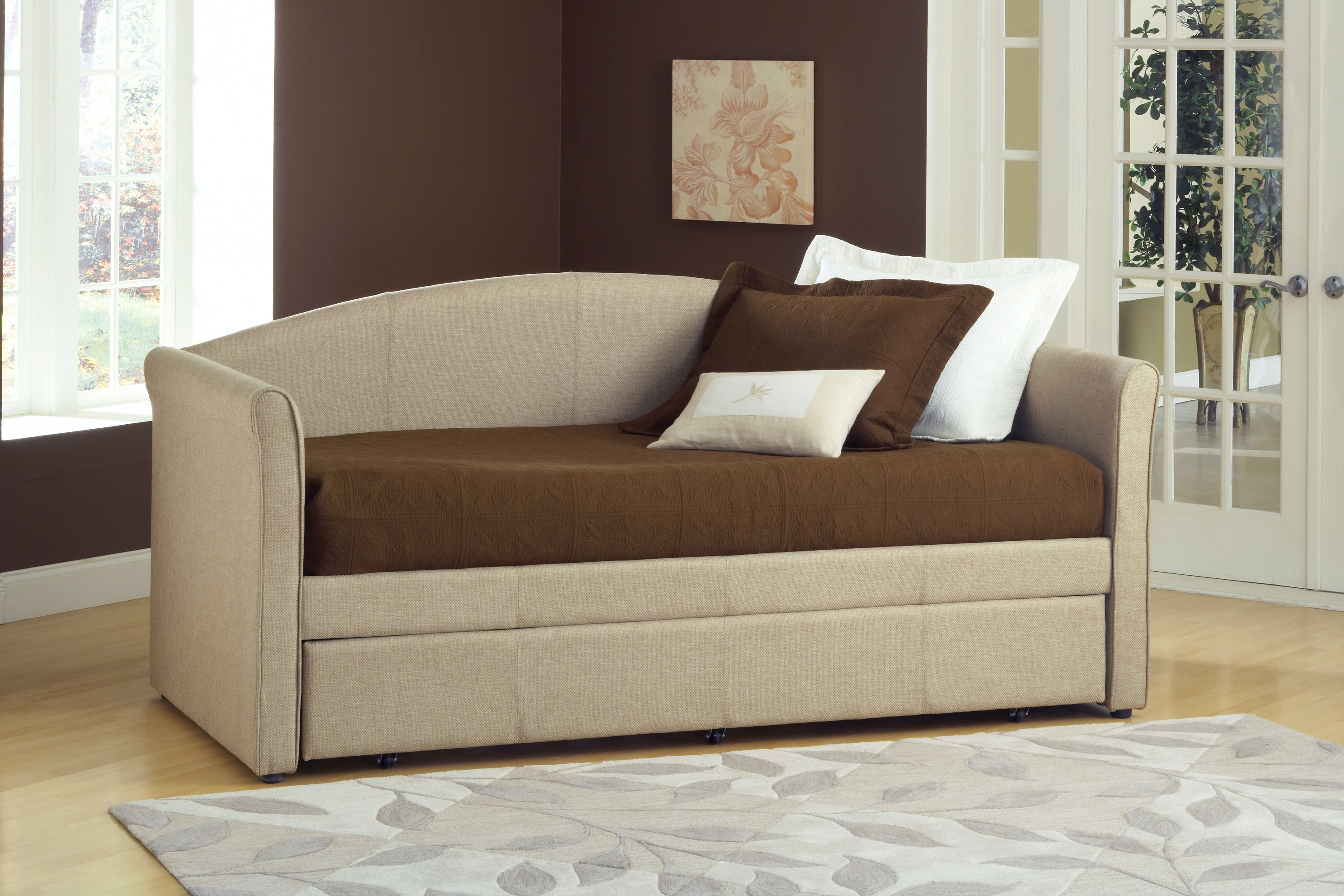 Hillsdale Furniture Siesta Daybed With Trundle Dbt