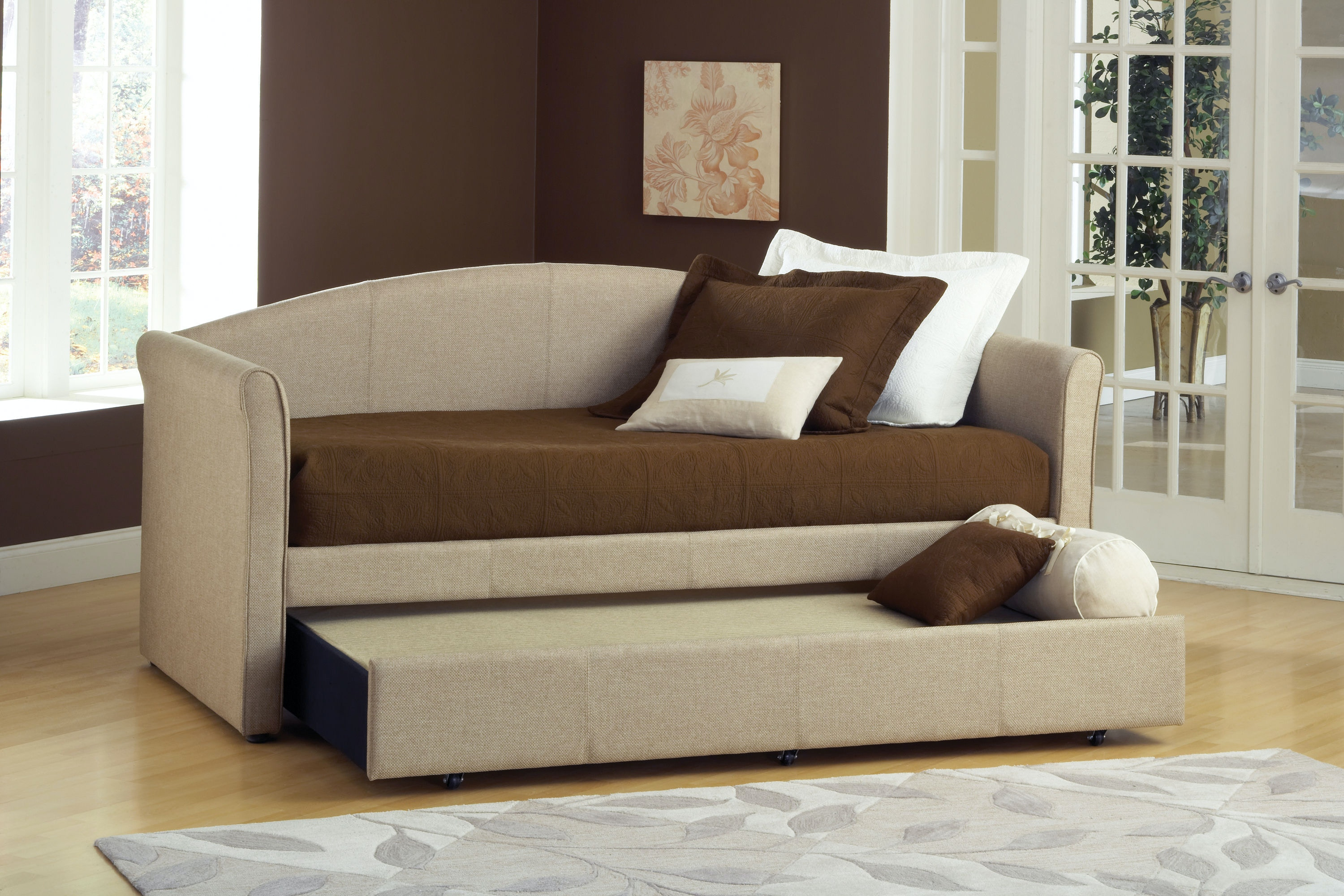 Hillsdale Furniture Bedroom Siesta Daybed   Trundle 1017 030 At Andrews  Furniture