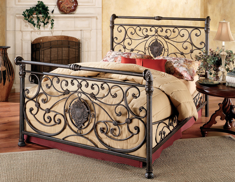 Hillsdale Furniture Bedroom Mercer Bed Set   King 1039 660   EMW Carpets U0026  Furniture   Denver, CO