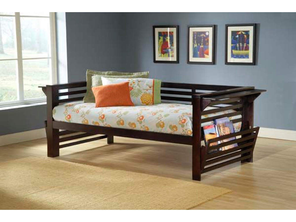Hillsdale Furniture Bedroom Miko Daybed Back 1457 020 Kemper Home Furnishings London And