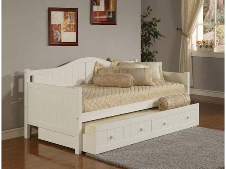Hilale Furniture Staci Daybed Trundle 1525 030