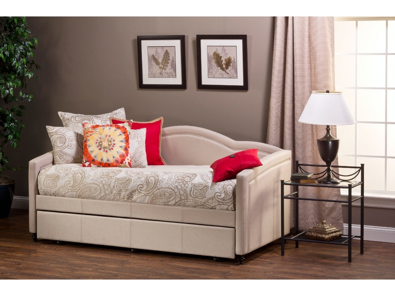 Hillsdale Furniture Bedroom Jasmine Daybed With Trundle