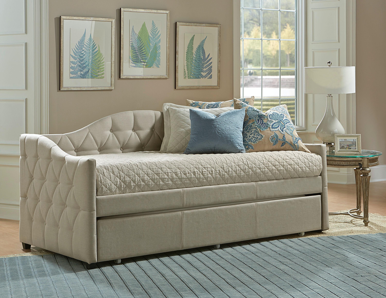 Hillsdale Furniture Bedroom Jamie Daybed   Back 1125 020 At Carol House  Furniture
