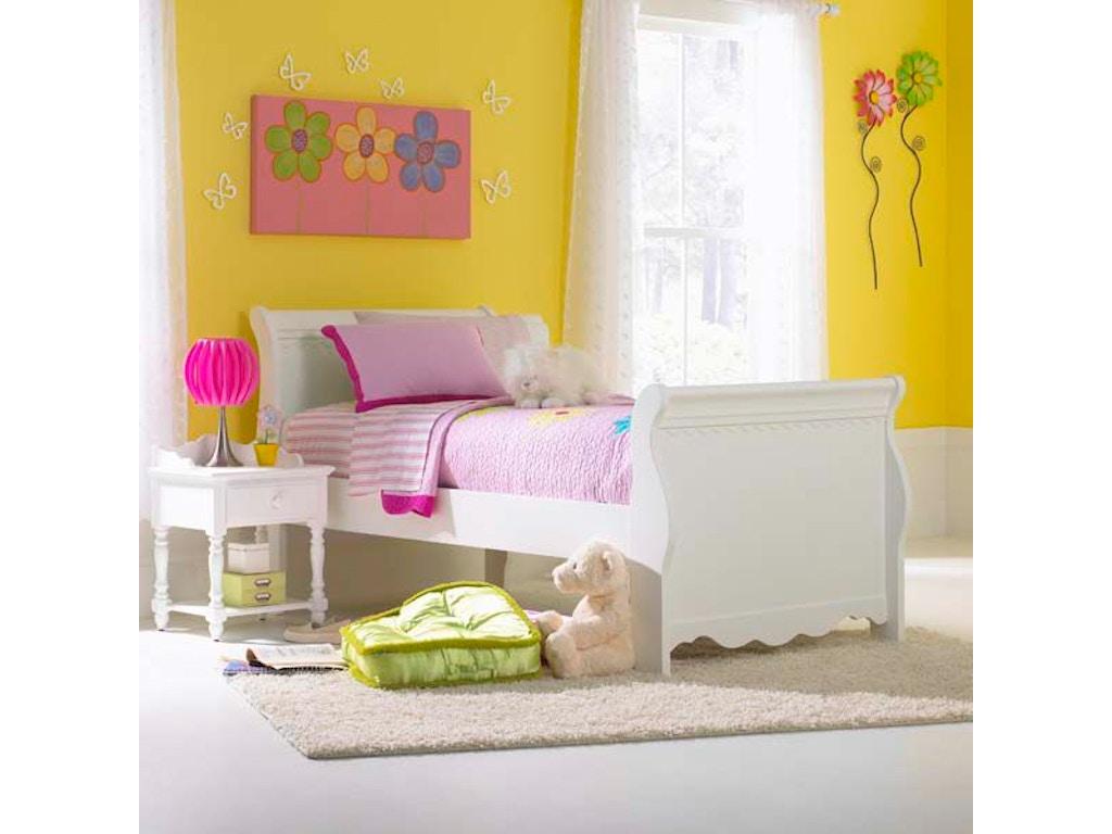 Hillsdale Furniture Bedroom Lauren Sleigh Rails