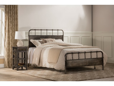 Hillsdale Furniture Grayson Bed Set - Queen 1130-500