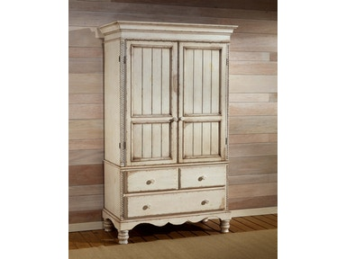 Hillsdale Furniture Wilshire Armoire 1172M