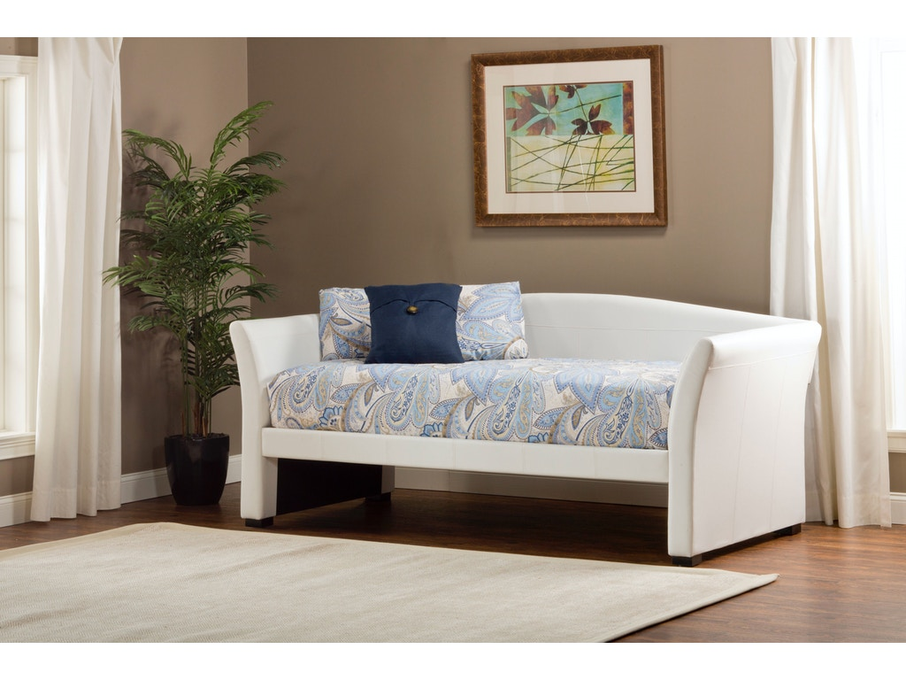 Hillsdale Furniture Bedroom Montgomery Daybed Ctn B Back Side Rail And Slats 1212 020