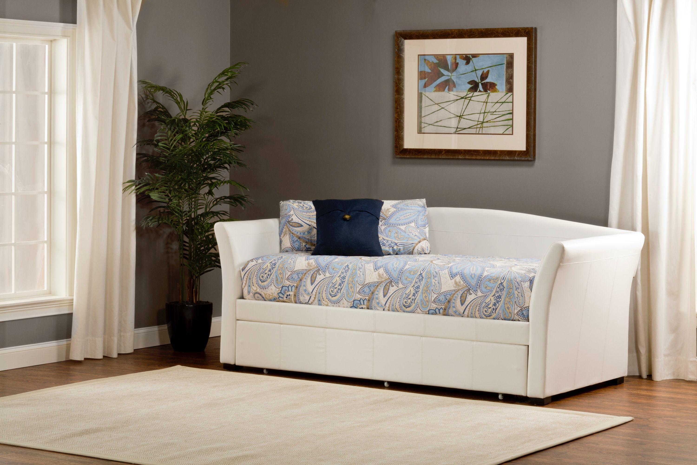 Hillsdale Furniture Bedroom Montgomery Daybed   CTN C   Trundle, Slats  1212 030 At Lastick Furniture