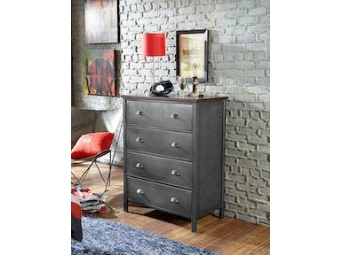 Hillsdale Furniture Urban Quarters Chest 1265-784R